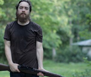 Gore ... and laughs in Blue Ruin, part of the Directors' Fortnight selection