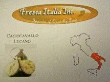 Caciocavallo Lucano 'I've been told that we are going to taste the best Pecorino in the world,'  Frédéric Boyer said.