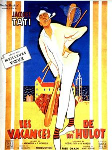 A restored print of M Hulot's Holiday will feature in Totally Tati