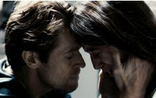 Willem Dafoe and Charlotte Gainsbourg in the film
