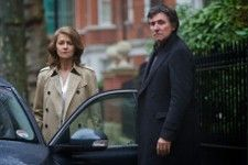 Rampling and Gabriel Byrne in I, Anna