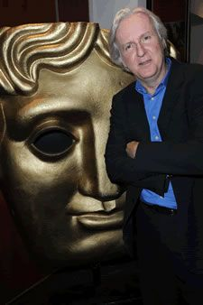 James Cameron at the BAFTA event