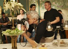 Baz Luhrmann sets his sights on magic on The Great Gatsby set