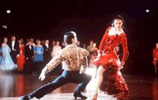 The Paso Doble in Strictly Ballroom