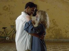 Carlos Acosta and Eva Birthistle in the film