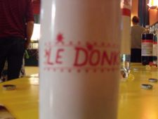 Le Donk branded beer
