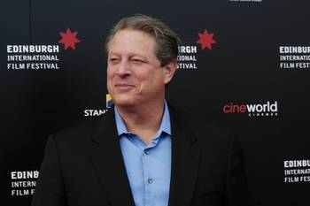 Al Gore introduces his new film An Inconvenient Truth