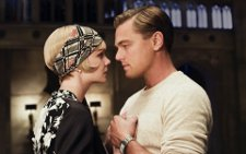 Leonardo DiCaprio as Jay and Carrey Mulligan as Myrtle in The Great Gatsby, which will open Cannes