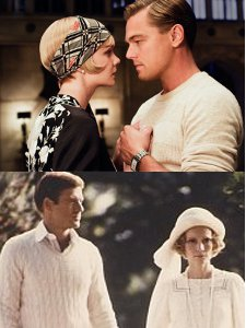 Now and then - Carey Mulligan and Leonardo DiCaprio vs Mia Farrow and Robert Redford