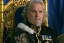 Billy Connolly as King Theodore