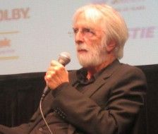 Michael Haneke talks about the two pigeon visitations in his movie