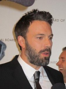 Ben Affleck shares some four-letter words <em>Photo: Anne-Katrin Titze</em>