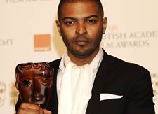 Noel Clarke with his Orange Rising Star BAFTA Photo: BAFTA