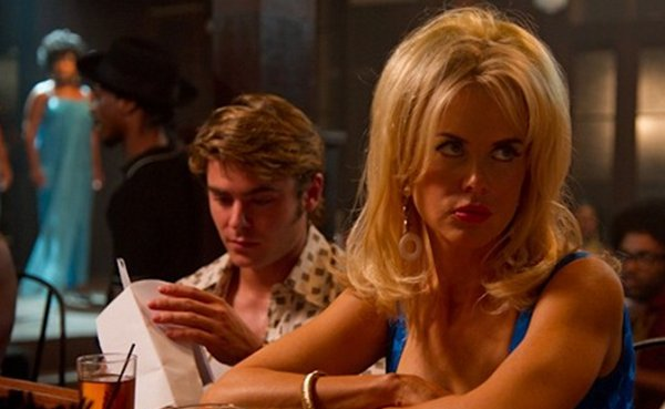 Zac Efron and 'Swamp Barbie' Nicole Kidman in The Paperboy