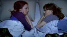 Emily Blunt and Rosemarie DeWitt in Your Sister's Sister