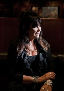 Caroline Munro today. Photo by Stuart Crawford