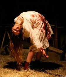 Ashley Bell in The Last Exorcism