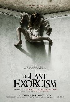 The Last Exorcism is out now