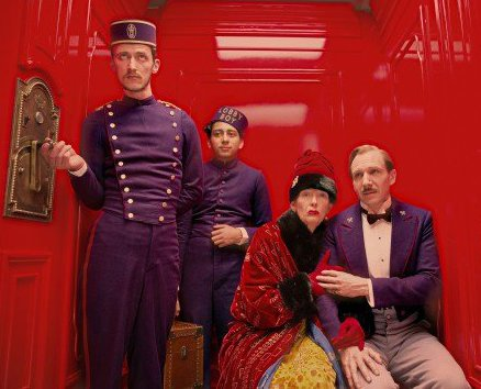 The Grand Budapest Hotel will open the festival