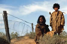 Rabbit-Proof Fence walked away with the Audience Award