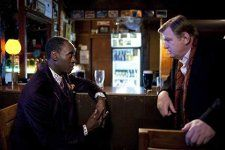 Don Cheadle and Brendan Gleeson in opening night film The Guard