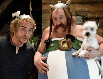 Astérix and Obélix: God Save Britannia will open the festival