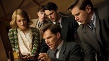 The Imitation Game opened London Film Festival