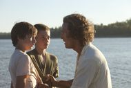 Matthew McConnaughey's rejuvenation continues in Jeff Nichols' Mud