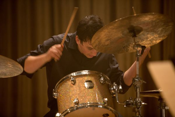 Miles Teller in Whiplash