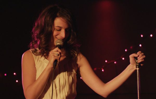 "Obvious Child. ""It's really interesting to have a breakthrough performance by Jenny Slate"""