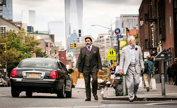 Alfred Molina and John Lithgow in Love Is Strange
