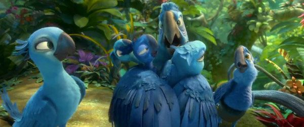Rio 2 2014 Movie Review From Eye For Film