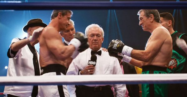 Sylvester Stallone and Robert De Niro in Grudge Match