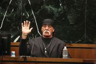 NOBODY SPEAK: Hulk Hogan, Gawker and Trials of a Free Press  - photo by John Pendygraft