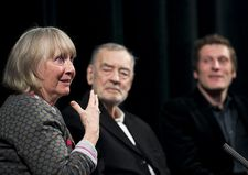 Gemma Jones, Richard Johnson and director Tom Browne discuss Radiator
