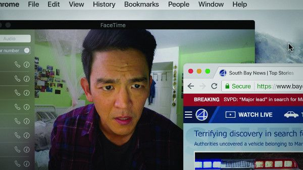 John Cho in Search