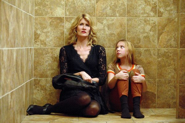 Laura Dern and Isabel Nelisse in The Tale - An investigation into one woman's memory as she's forced to re-examine her first sexual relationship and the stories we tell ourselves in order to survive.