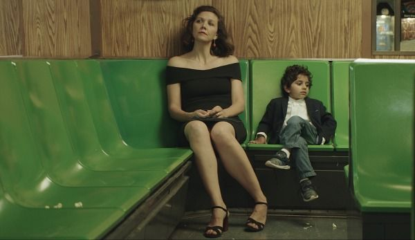 Maggie Gyllenhaal and Parker Sevak in The Kindergarten Teacher - When a kindergarten teacher discovers one of her five-year-olds is a prodigy, she becomes fascinated with the boy, ultimately risking her family and freedom to nurture his talent.