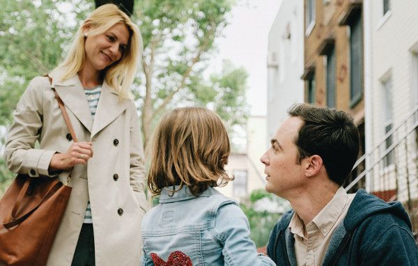 Claire Danes, Jim Parsons and Leo James Davis in A Kid Like Jake