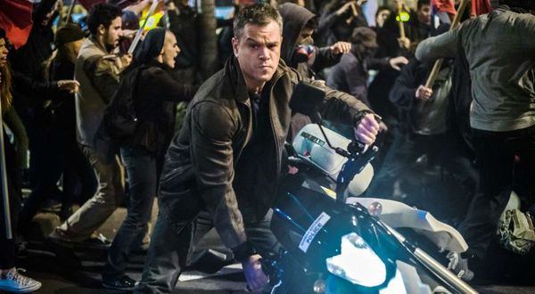 Jason Bourne 2016 Movie Review From Eye For Film