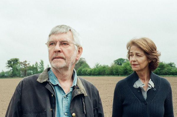 Tom Courtenay and Charlotte Rampling in Michael Powell Award winner 45 Years.