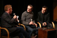 Mark Millar interviews Philippe Guedj and Philippe Roure