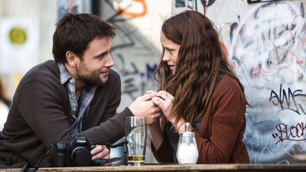 Theresa Palmer and Max Riemelt in Berlin Syndrome - a passionate holiday romance takes an unexpected and sinister turn when an Australian photographer wakes one morning in a Berlin apartment and is unable to leave.