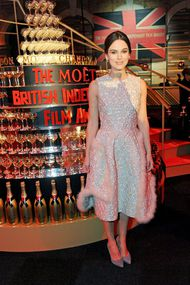 Keira Knightley at the BIFAs - photo by Dave J Hogan/Getty Images