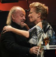 Bill Bailey and Emma Thompson at BIFAs - photo by Dave J Hogan/Getty Images