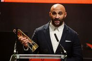 Yann Demange at the 2014 BIFAs - photo by Dave J Hogan/Getty Images