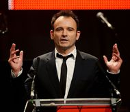 Director Matthew Warchus at the 2014 BIFAs - photo by Dave J Hogan