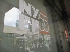 55th New York Film Festival at the Film Society of Lincoln Center