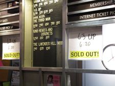 63 Up with Michael Apted and Anne-Katrin Titze SOLD OUT! on the opening weekend at Film Forum in New York
