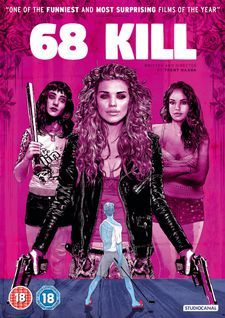 """There's nothing better than playing in front of a few hundred genre fans"" - Travis Stevens on 68 Kill"
